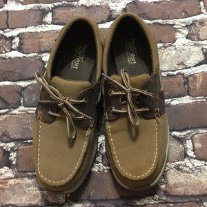 Dexter Comfort memory foam men's size 8 1/2 shoes